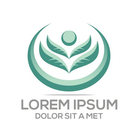 Logo Icon circle education People Çizim