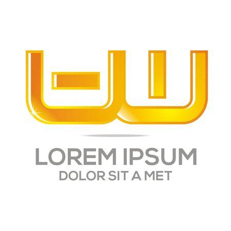 Business Creative Letter W Company logo Design Icon