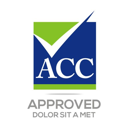 approved icon: Logo Approved Icon Acc Concept