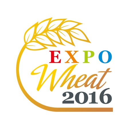 Wheat Abstract Market Plant Product Design Illustration