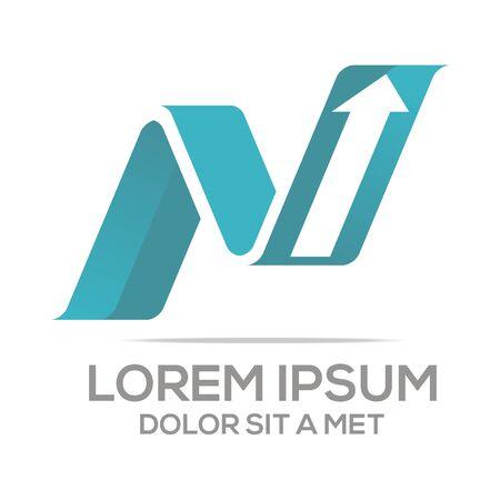 logo vector: Logo Vector Arrow Design