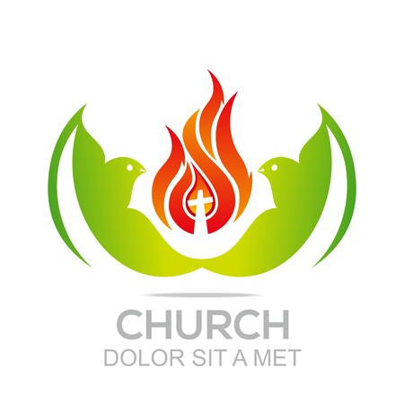 ministry: Logo Fire Rescue Church Christ Savior Of My Soul