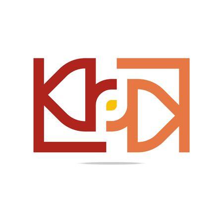 bussines: Logo Design Company Name Bussines Letter Symbol Icon