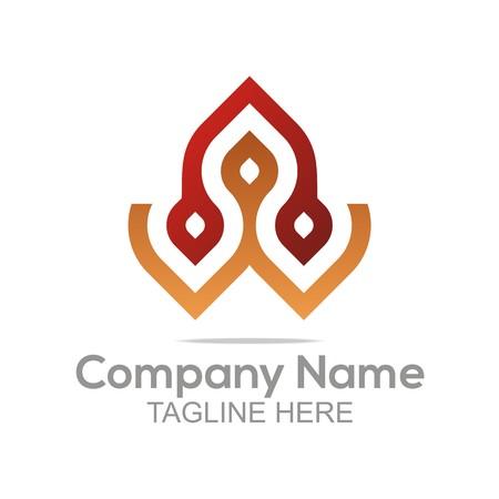 genesis: Logo Design Company Name Bussines Letter Symbol Icon