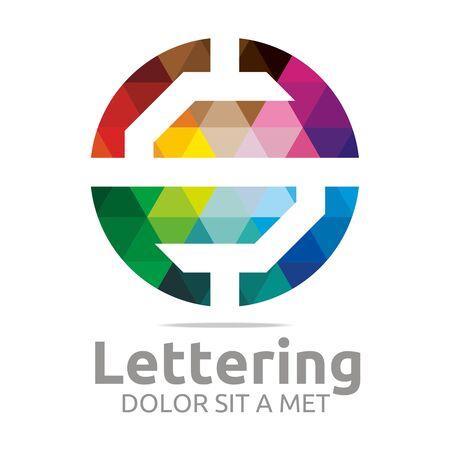 verbs: Logo Alphabet Abstract Rainbow Letter Initial S Symbol Icon Design Vector