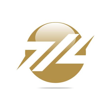 Logo Symbol Abstract Company Name Slim Perfect Performance Design