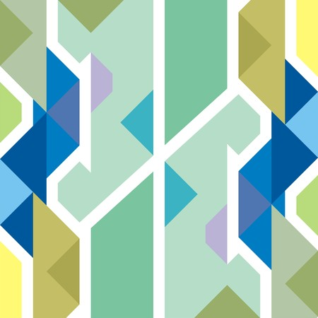 Geometric vector pattern in modern stylish texture, abstract background, wrapping paper,