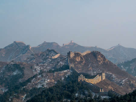 great wall: the great wall