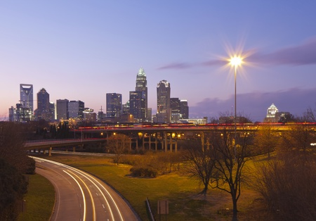 Charlotte is the largest city in the state of North Carolina and the seat of Mecklenburg County. Charlotte photo