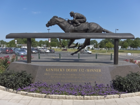 churchill: The Legendary Churchill Downs in Louisville, KY