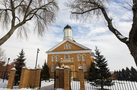 mormon temple: The Vernal Utah Temple is the fifty-first temple of The Church of Jesus Christ of Latter-day Saints