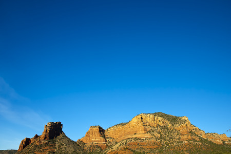 phoenix arizona: Rock formations in the American Southwest