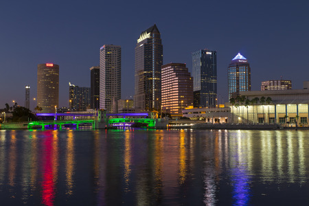 Tampa is a city in and the county seat of Hillsborough County, Florida, United States located on the west coast of Florida on Tampa Bay, near the Gulf of Mexico. The city had a population of 346,037 in 2011. Editoriali