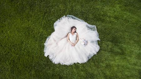 결혼 준비 신부