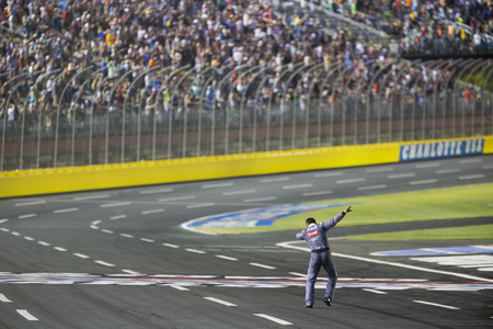 dillon: May 29, 2017 - Concord, NC, USA:Austin Dillon (3) wins the Coca Cola 600 at Charlotte Motor Speedway in Concord, NC.