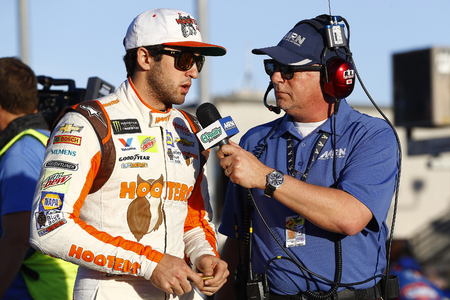 November 10, 2017 - Avondale, Arizona, USA: Chase Elliott (24) hangs out on pit road before qualifying for the Can-Am 500(k) at Phoenix Raceway in Avondale, Arizona.