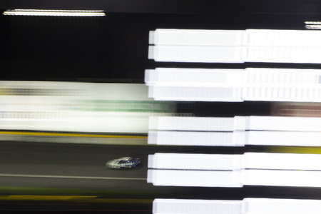 May 27, 2018 - Concord, North Carolina, USA: Jimmie Johnson (48) races down the back stretch during the Coca-Cola 600 at Charlotte Motor Speedway in Concord, North Carolina.