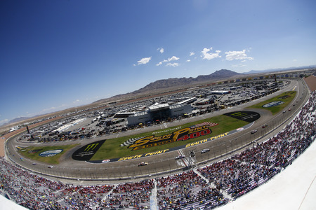 September 16, 2018 - Las Vegas, Nevada, USA: Las Vegas Motor Speedway plays host to the South Point 400 at Las Vegas Motor Speedway in Las Vegas, Nevada.
