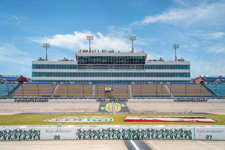 Iowa Speedway plays host to the Iowa INDYCAR 250s in Newton, Iowa.