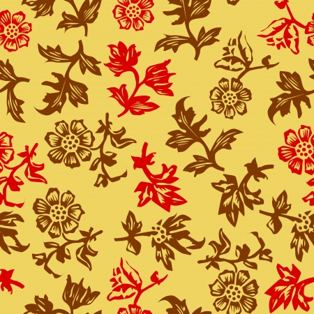 Seamless pattern can be used for wallpaper, pattern fills, web page background, surface textures