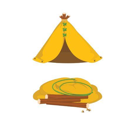 individual sports: tents