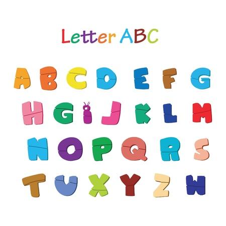 d i y: Alphabet letters