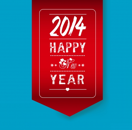 happ new year Vector