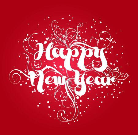 happ new year Vector