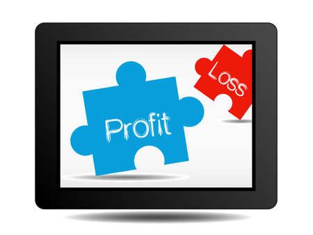 profit and loss: profitti e perdite