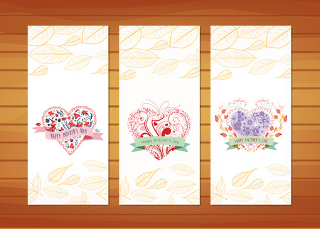 floral heart: Floral heart Mother