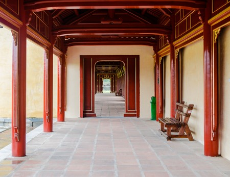 unified: The Imperial City, Established as the capital of unified Vietnam