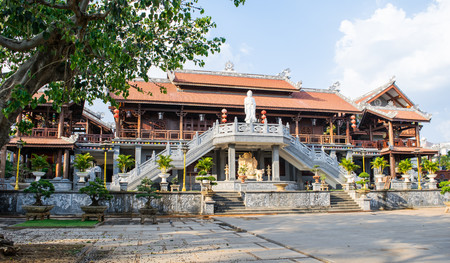 sac: Tu Sac Khai Doan pagoda Daklak, Vietnam