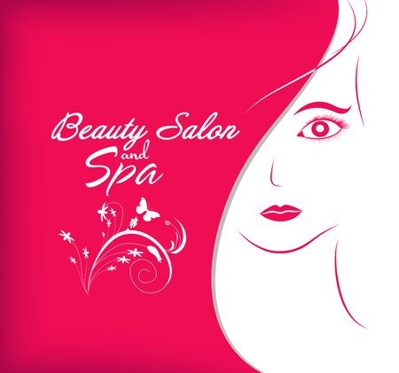 spa salon: beauty salon and spa