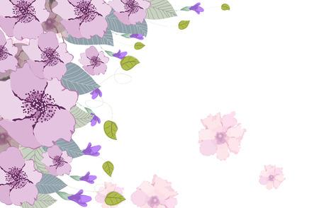 eywords background: Rosalinda purple clip art Watercolor