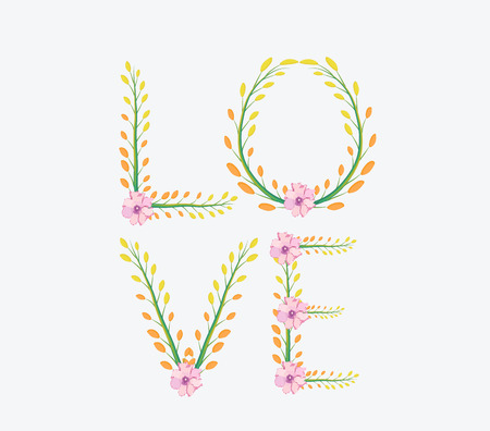 eywords background: Royal floral print painted with watercolor Love