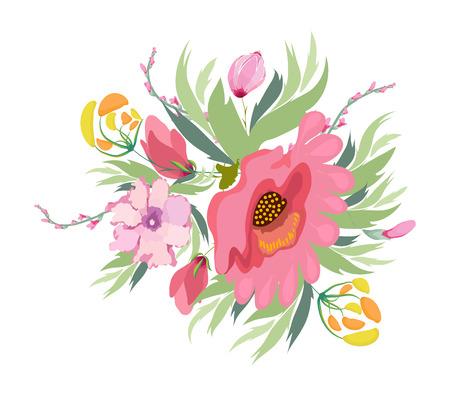 eywords background: Pastel Pink Purple Flowers
