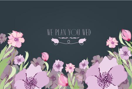 eywords background: Vintage Florals background