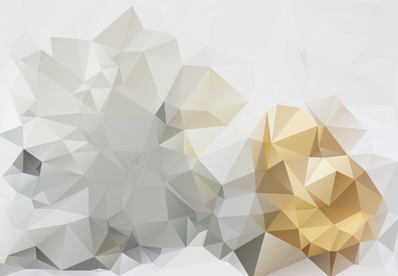 blake and white: Geometric Abstract Background for Design Illustration