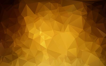 Geometric Abstract Background for Design Illustration