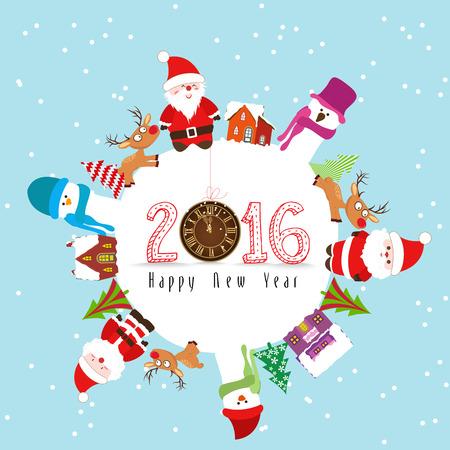 juguetes antiguos: feliz a�o nuevo y feliz navidad 2016