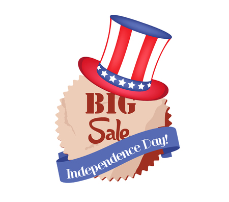 4th of July Sale banner