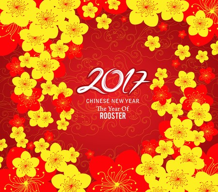 new years background: chinese new year template background