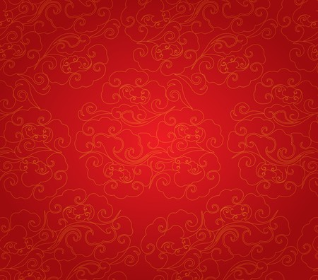 Modelo oriental del fondo del Año Nuevo Chino Foto de archivo - 59162226