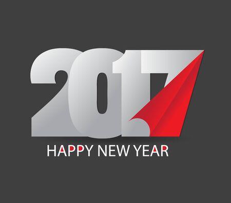 happy holidays: Happy new year 2017. Happy holidays background