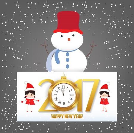joyeux noël et bonne année 2016 carte de voeux avec l & # 39 ; espace du soleil