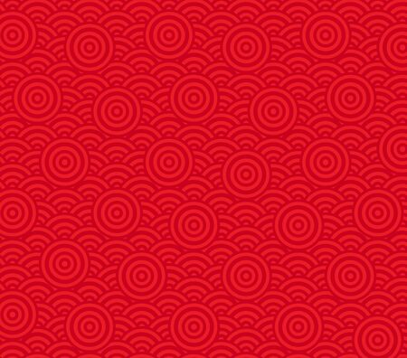 prosperous: Chinese new year pattern background