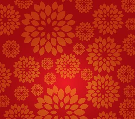 Chinese nieuwe jaar patroon achtergrond