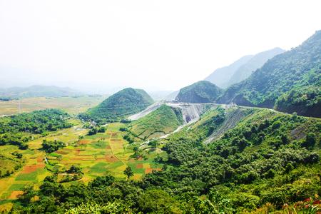 Mai Chau Valley, Hoa Binh province, VietNam