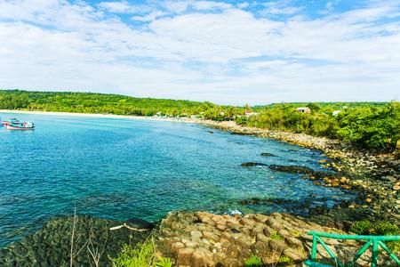 Phu Yen beach. Фото со стока