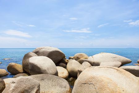 beach on Son island, Kien Giang, Vietnam. Near Phu Quoc island Banque d'images
